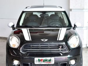 MINI COUNTRYMAN 1.6 S TOP Preto 2016