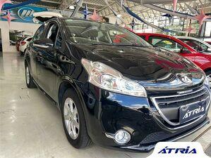 Peugeot 208 1.5 Active Pack Preto 2015