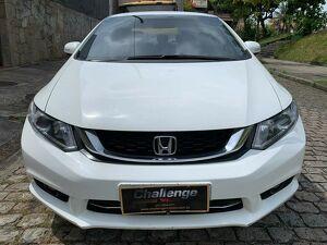 Honda Civic 2.0 LXR Branco 2016