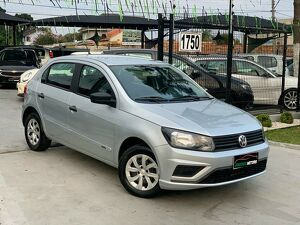 Volkswagen Gol 1.0 12V MPI Prata 2020