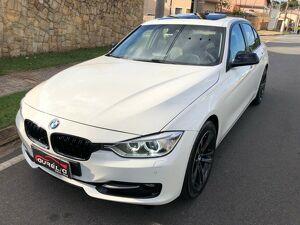 BMW 328i 2.0 M Sport Branco 2015