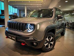 Jeep Renegade 2.0 Trailhawk Turbo Preto 2021