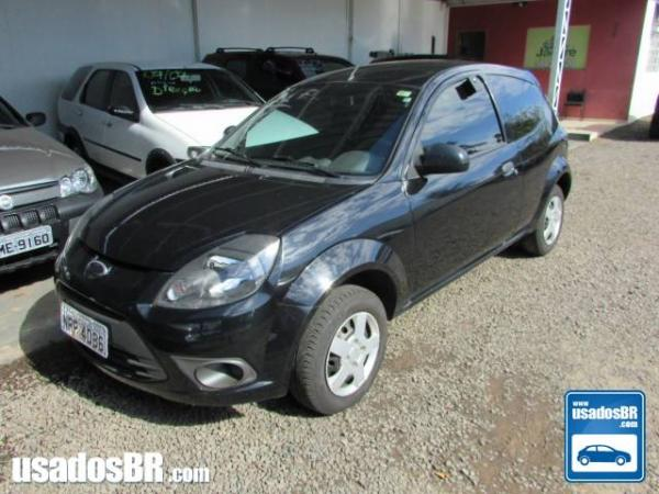 Foto do carro FORD KA 1.0 MPI 8V FLEX 2P MANUAL Preto 2012