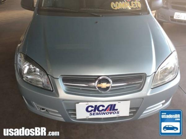 Foto do veiculo CHEVROLET PRISMA 1.0 JOY 8V Prata 2011