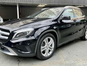Mercedes-benz GLA 200 1.6 CGI Vision Preto 2015