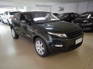 Land Rover Range Rover Evoque 2.0 Pure Tech Verde 2012