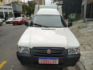 Fiat Fiorino 1.5 Fire Furgão 8V Branco 2010