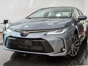 Toyota Corolla 2.0 Altis Cinza 2021