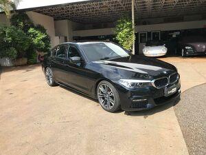 BMW 530i 2.0 M Sport Turbo Preto 2018