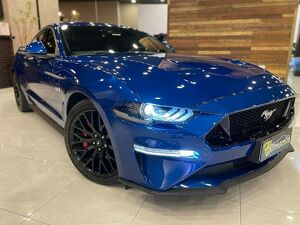 Ford Mustang 5.0 GT Premium V8 Azul 2018