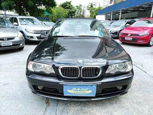 BMW 330Ci 3.0 Cabrio 24V Preto 2001