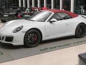 Porsche 911 3.8 Carrera GTS Branco 2018