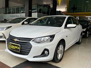 Chevrolet Onix 1.0 Turbo Plus LTZ Branco 2020