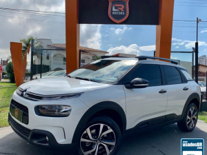 CITROËN C4 CACTUS 1.6 THP SHINE Branco 2019