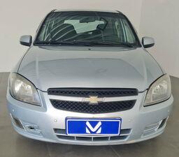 Chevrolet Celta 1.0 LT 8V Prata 2012