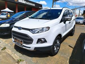 Ford Ecosport 1.5 Freestyle Branco 2014