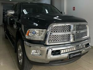 DODGE RAM 6.7 LARAMIE TURBO Cinza 2016