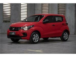 Fiat Mobi 1.0 Like Vermelho 2020