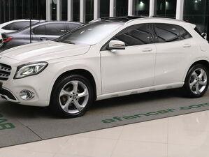 Mercedes-benz GLA 200 1.6 CGI Enduro Branco 2018