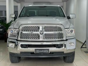 DODGE RAM 6.7 LARAMIE TURBO Prata 2017
