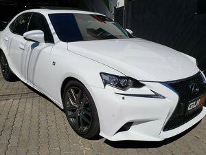 Lexus IS250 F-sport 2.5 V6 Branco 2014