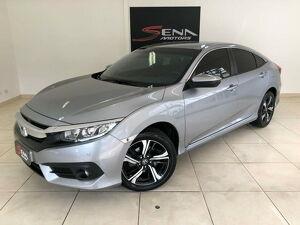 Honda Civic 2.0 EXL Prata 2018