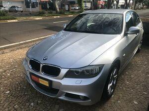 BMW 318i 2.0 Sport Prata 2012
