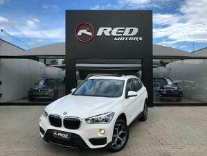 BMW X1 2.0 20I Sdrive Turbo Branco 2017