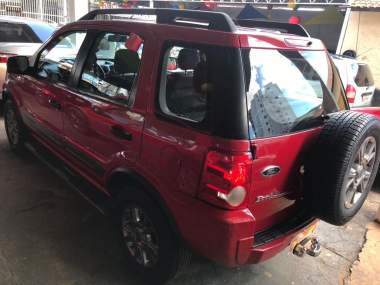 FORD ECOSPORT 1.6 XLT FREESTYLE