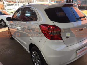 FORD KA 1.5 SE PLUS 16V Branco 2015