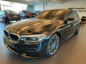 BMW 540i 3.0 M Sport Turbo Preto 2017