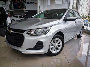 Chevrolet Onix 1.0 Plus LT Preto 2022