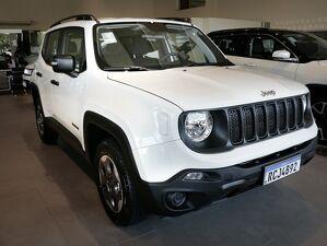 Jeep Renegade 1.8 STD Branco 2021