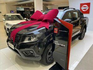Nissan Frontier 2.3 Attack Preto 2021