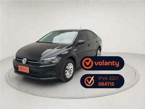 Volkswagen Virtus 1.6 MSI Preto 2019