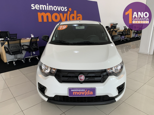 Fiat Mobi 1.0 Like Branco 2020