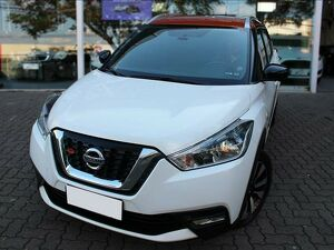 Nissan Kicks 1.6 RIO Branco 2017
