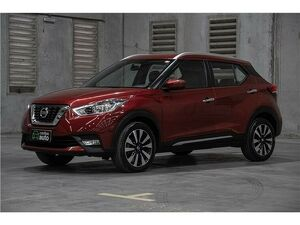 Nissan Kicks 1.6 SL Vermelho 2019