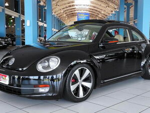 Volkswagen Fusca 2.0 TSI Preto 2013