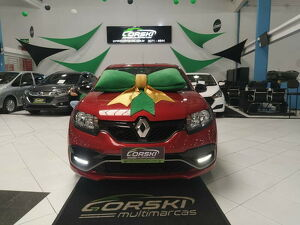 Renault Sandero 2.0 RS Racing Spirit Vermelho 2021