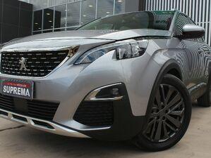 Peugeot 3008 1.6 THP Griffe Prata 2019