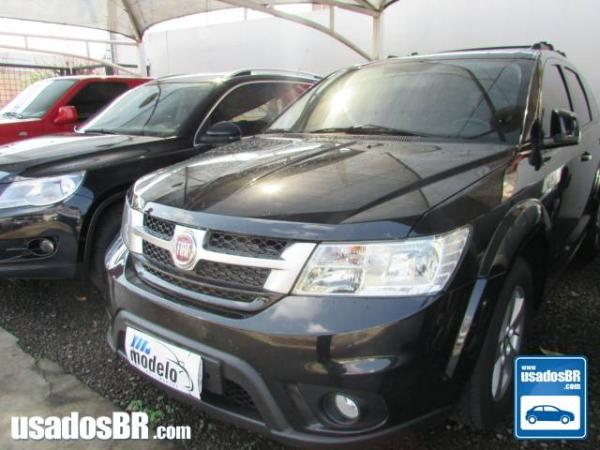 Foto do veiculo FIAT FREEMONT 2.4 PRECISION 16V Preto 2012