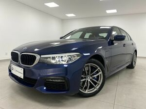 BMW 540i 3.0 M Sport Turbo Azul 2020
