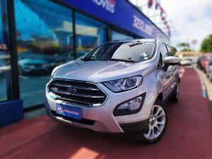 Ford Ecosport 2.0 Direct Titanium Prata 2018