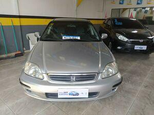 Honda Civic 1.6 LX Prata 1999