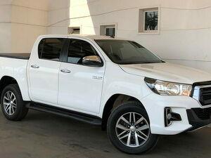 Toyota Hilux 2.8 SRV Branco 2019