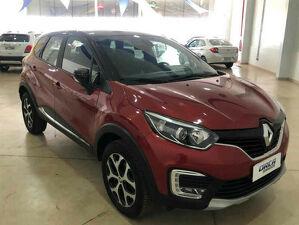 Renault Captur 1.6 16V SCE Bose Vermelho 2020