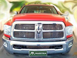Dodge RAM 6.7 Laramie Vermelho 2012