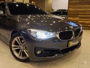 BMW 320i 2.0 Sport Turbo Cinza 2016