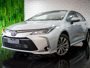 Toyota Corolla 2.0 XEI Prata 2021
